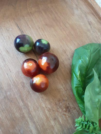 Blueberries Tomato